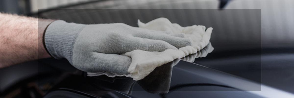 Lackversiegelung und Veredelung Fahrzeugpflege